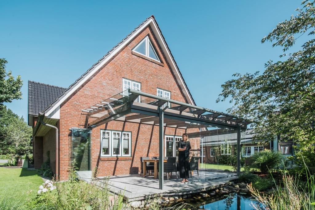 Einfamilienhaus In Struckum; Detached House In Struckum
